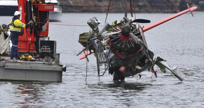 Katastrofa lotnicza, w której zginął pilot, 44-letni brytyjski milioner Richard Cousins i czworo członków jego rodziny