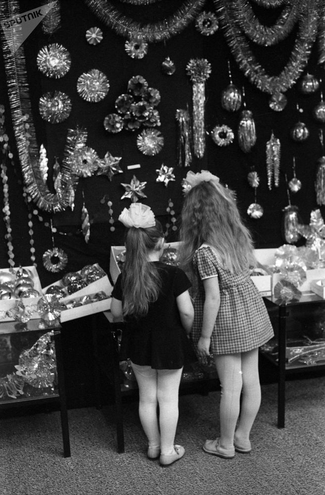 Ozdoby na choinkę, 1973 rok
