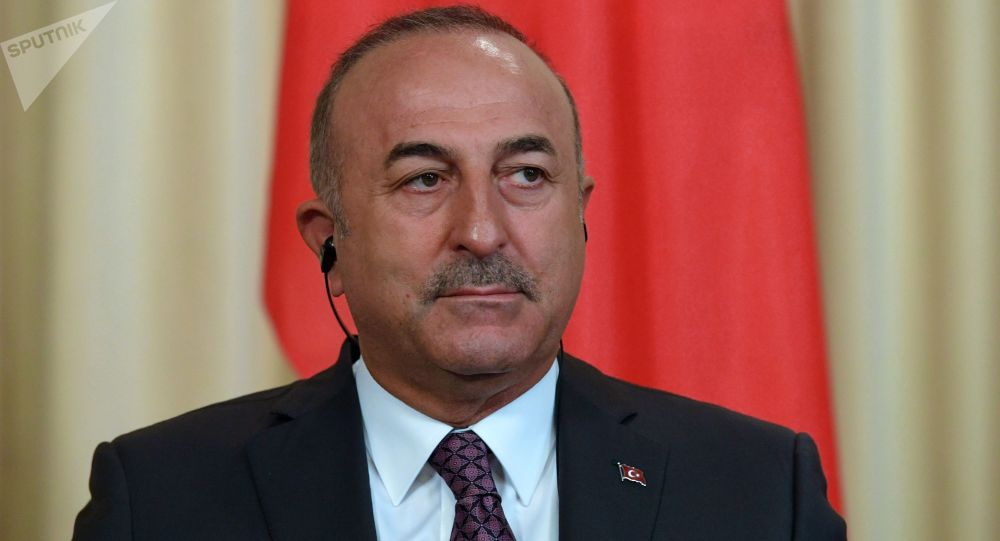 Minister spraw zagranicznych Turcji Mevlüt Çavuşoğlu. Zdjęcie archiwalne