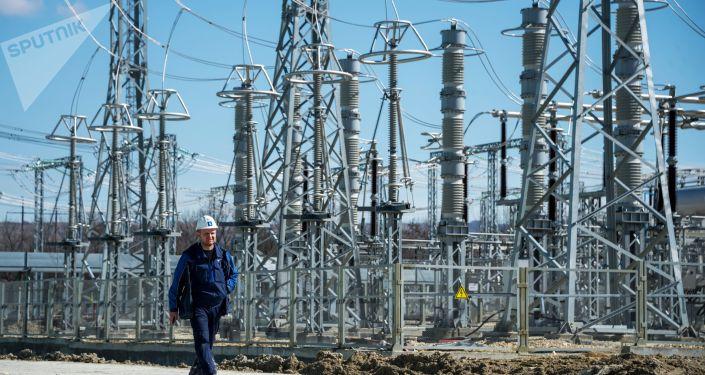 Taurydzka elektrociepłownia na Krymie