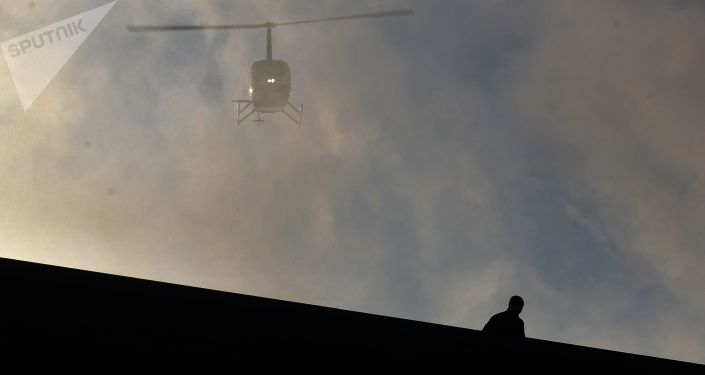 Helikopter Robinson R66 turbine