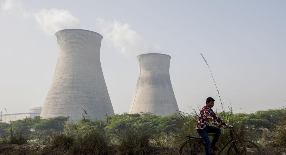 Elektrownia atomowa w Indiach