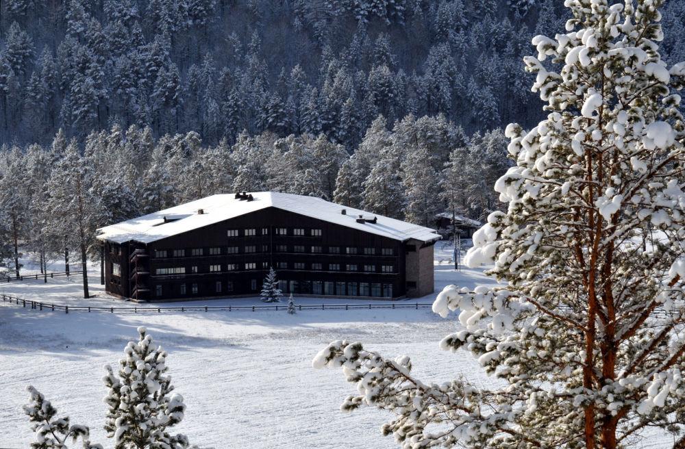 Ośrodek narciarski Gladeńkaja