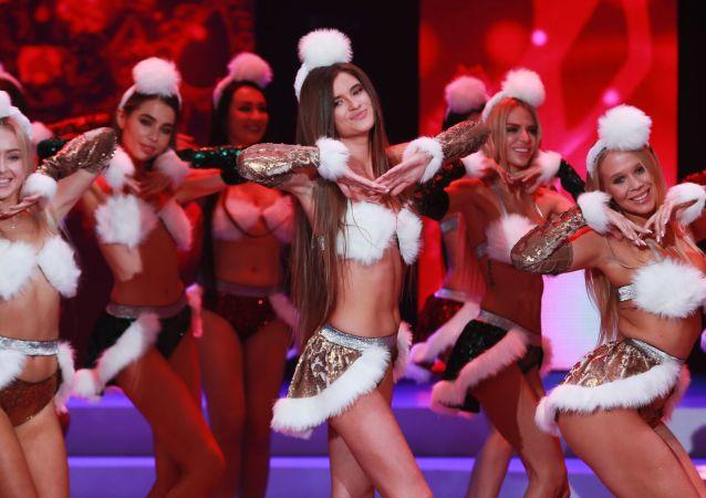 Uczestniczki konkursu piękności Miss Moskwy 2018