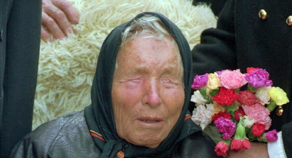 Bułgarska niewidoma mistyczka Wanga