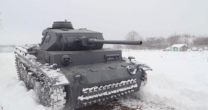 Czołg Panzer III