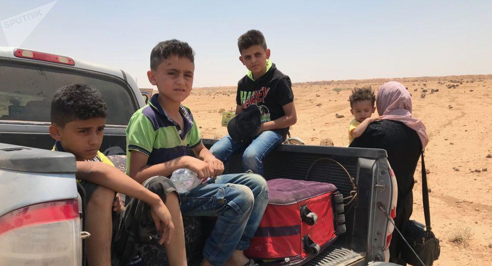 Syria, uchodźcy