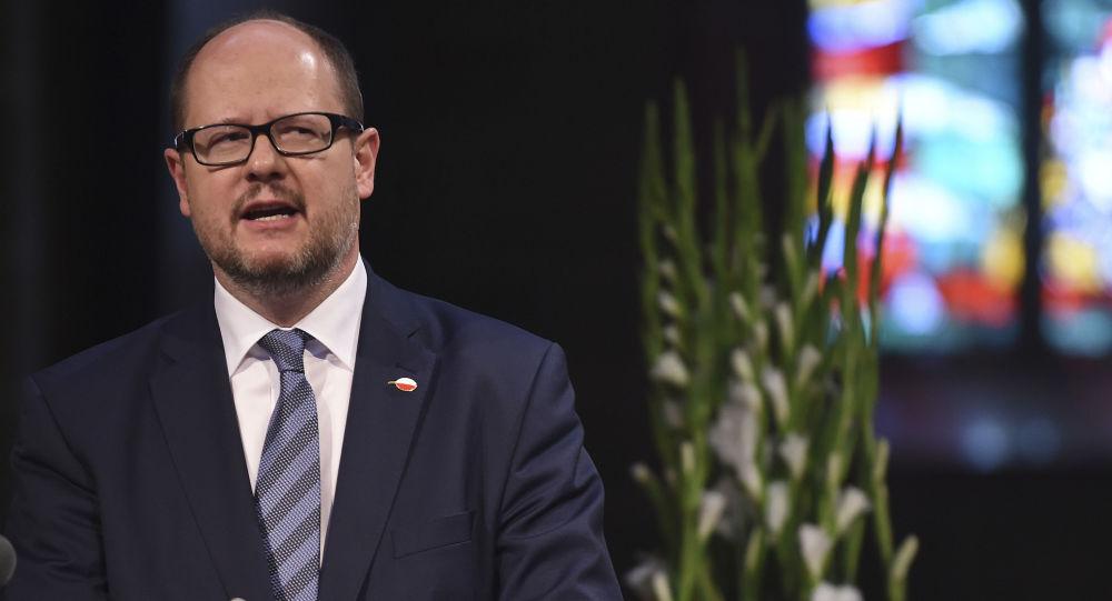 Prezydent Gdańska Paweł Adamowicz