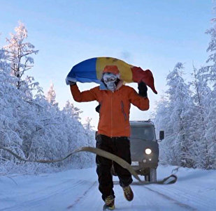 Śmiałek przebiegł 50 km w temperaturze – 60°С