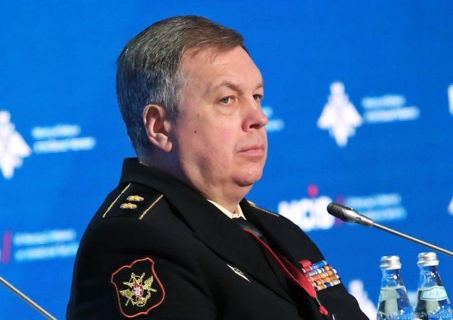 Wiceadmirał Igor Kostiukow
