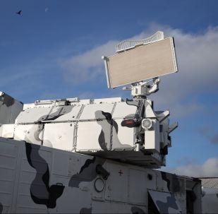 Przekazanie pierwszych arktycznych wyrzutni Tor-M2DT Flocie Północnej