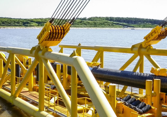 Budowa gazociągu Baltic Pipe