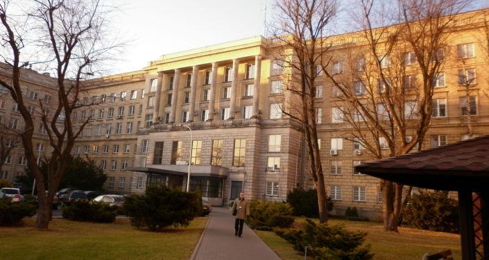 Budynek ABW, Warszawa