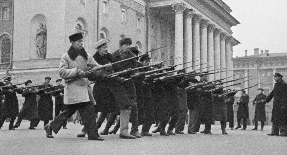 Blokada Leningradu