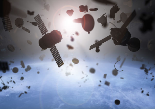 Kosmiczne śmieci