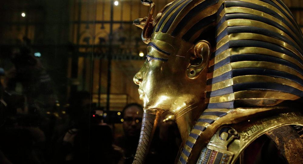 Odkryto zagadkę grobowca Tutanchamona