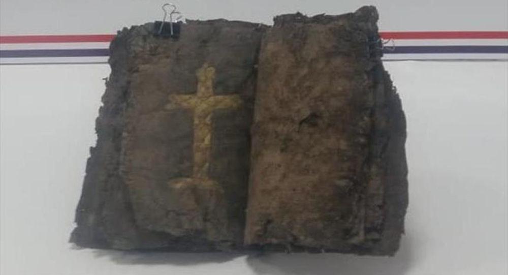 W Turcji znaleziono starożytną Biblię, może liczyć 1200 lat