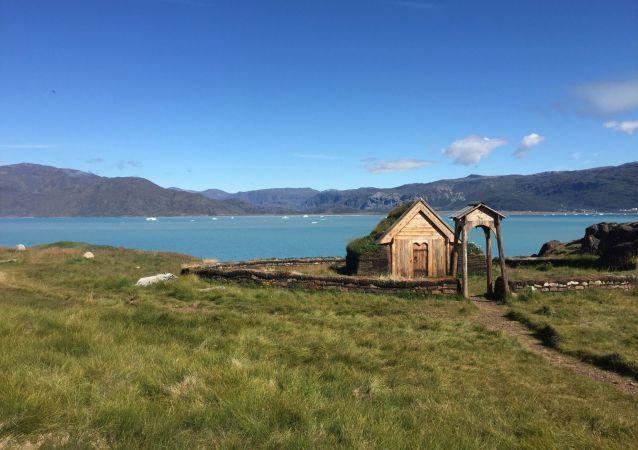 Osada Wikingów w Grenlandii