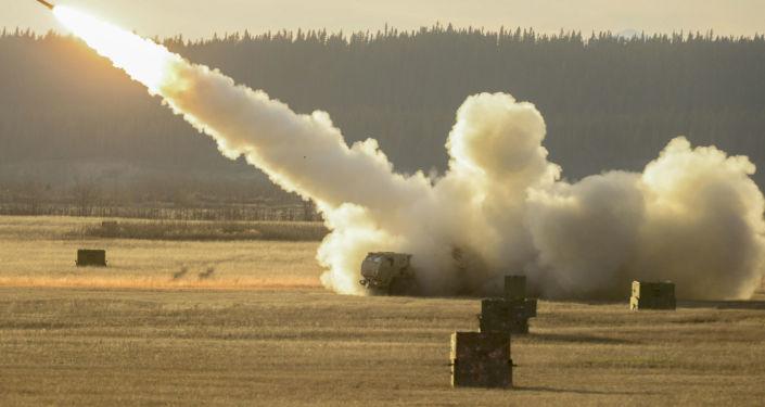 Amerykański system rakietowo-artyleryjski wysokiej mobilności HIMARS