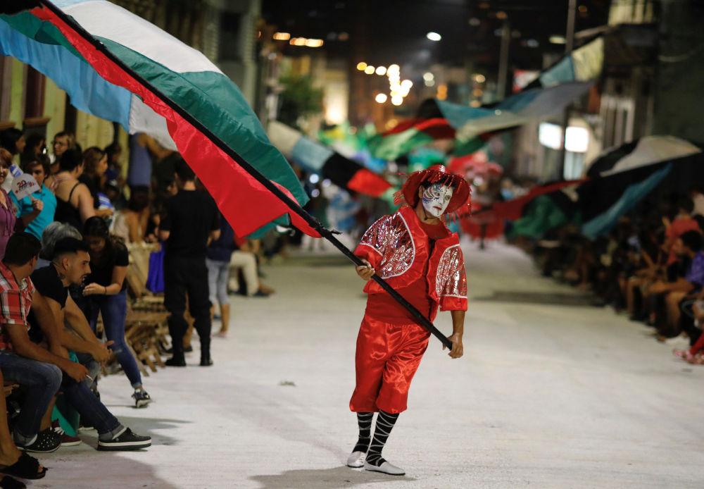 Karnawał w Montevideo