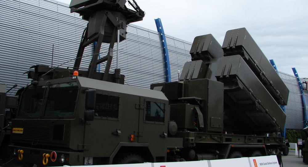 Przeciwokrętowa rakieta Naval Strike Missile w Polsce