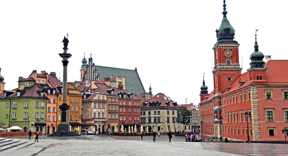 Plac Zamkowy w Warszawie