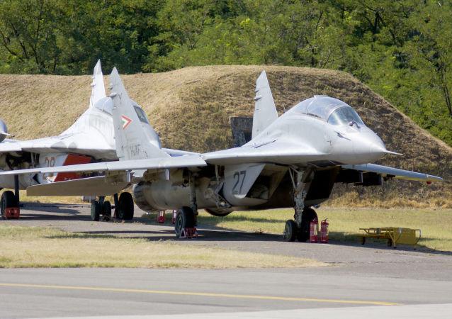 MiG-29 na Węgrzech