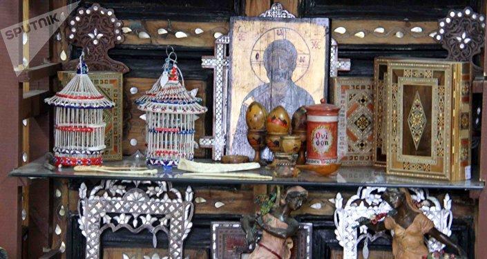 Antykwariat w Damaszku