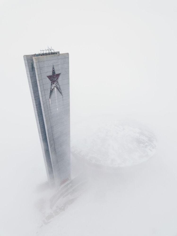 Monument na Buzłudży, Bułgaria