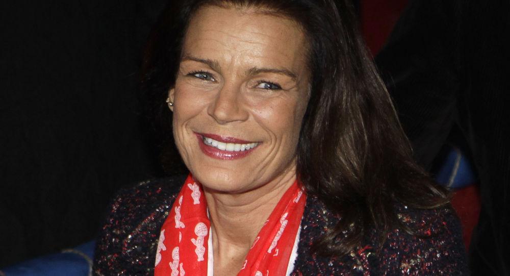 Księżniczka Monako Stefania Maria Elisabeth Grimaldi