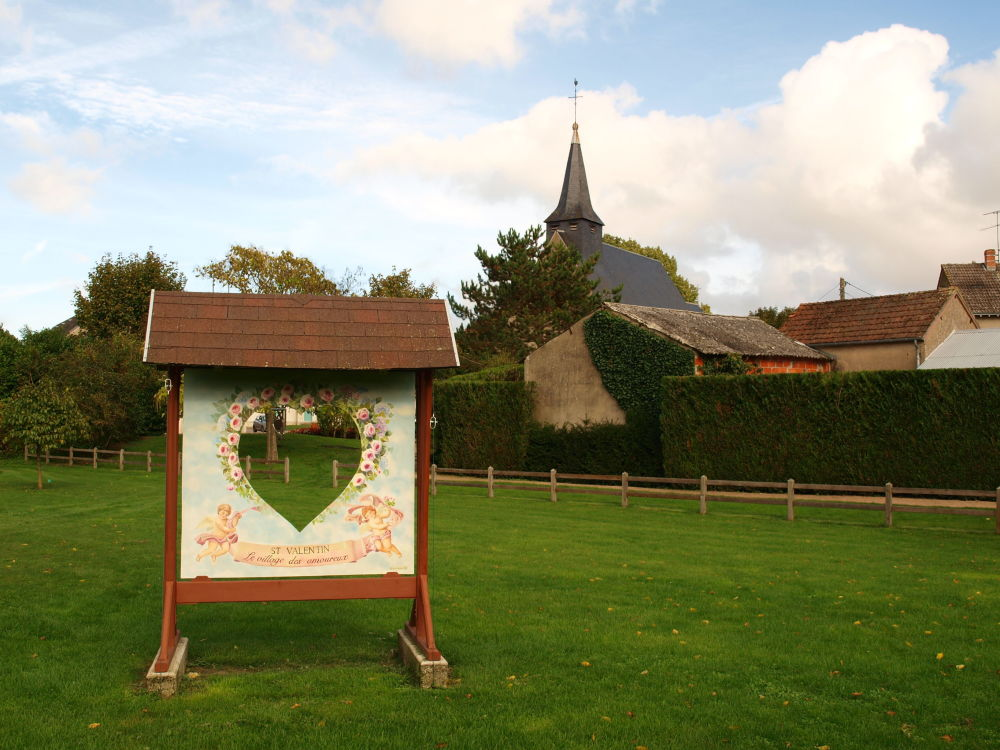 Gmina Saint-Valentin we Francji