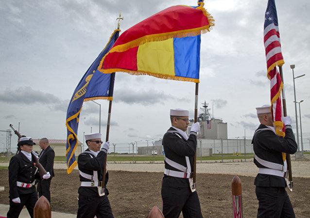 Amerykański system obrony przeciwlotniczej w bazie Deveselu w Rumunii