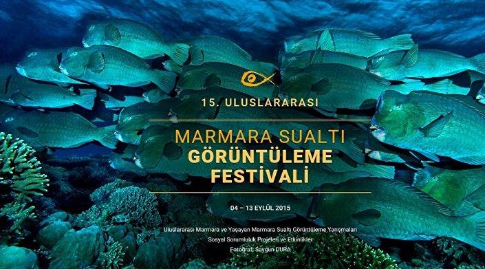 Marmara Sualtı Görüntüleme Festivali