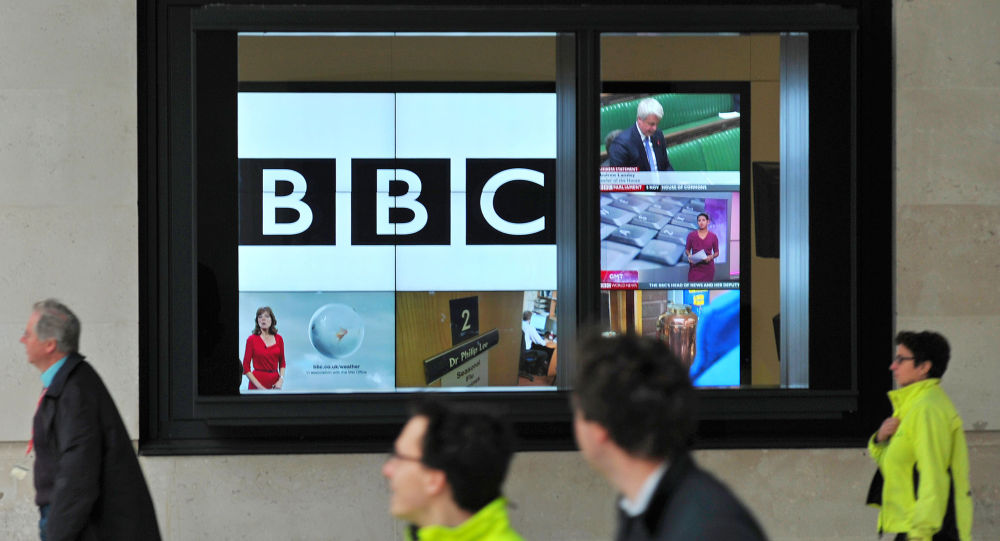 Logo BBC, Londyn