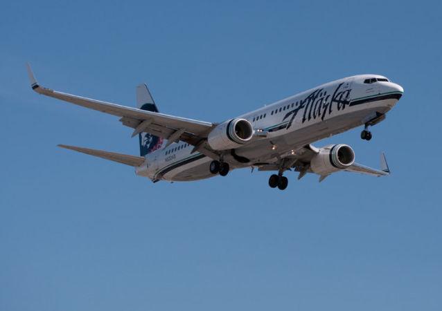 Samolot Alaska Airlines