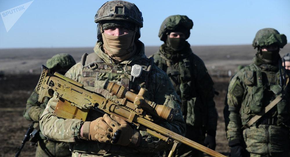 rosyjscy wojskowie
