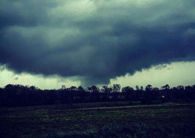 Tornado w Alabamie, USA