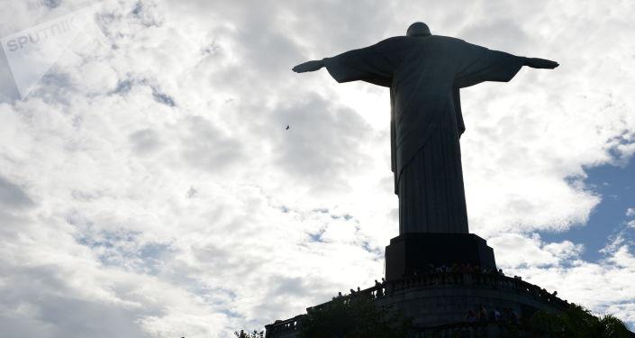 Pomnik Jezusa w Rio de Janeiro