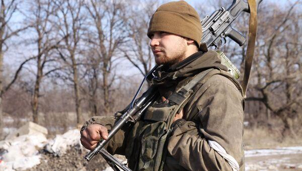 Sytuacja w Wuhłehirśku. Ukraina - Sputnik Polska