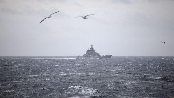 Marynarka Wojenna Rosji. - Sputnik Polska