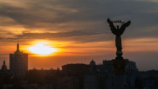 Plac niezależności w Kijowie - Sputnik Polska