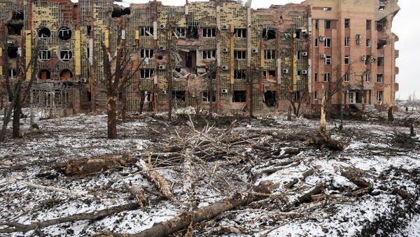 Donetsk - Sputnik Polska