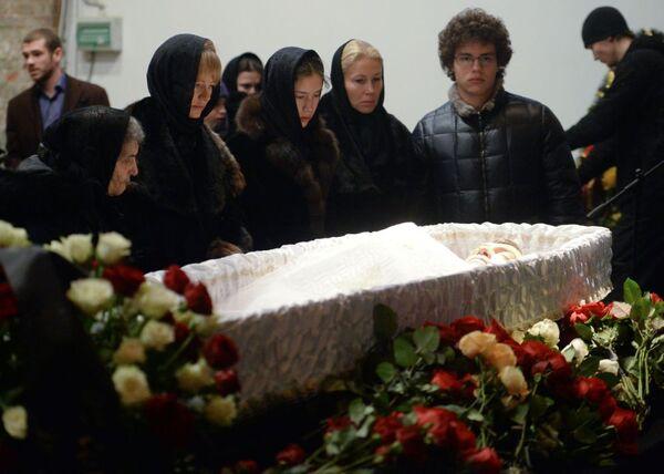 Krewni Borysa Niemcowa - Sputnik Polska