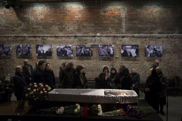 Bliscy i krewni Borysa Niemcowa - Sputnik Polska