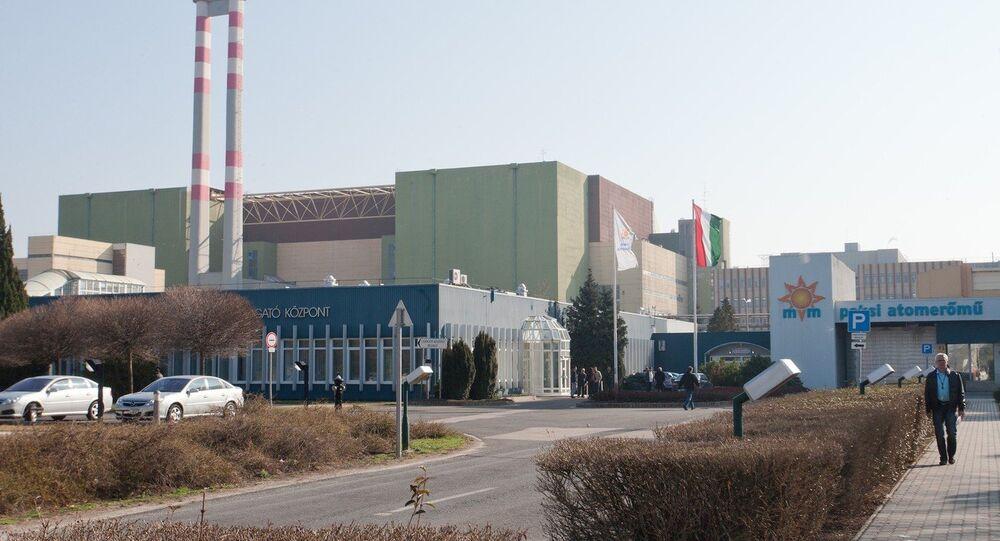 Elektrownia atomowa Paks