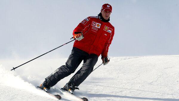 Michael Schumacher - Sputnik Polska