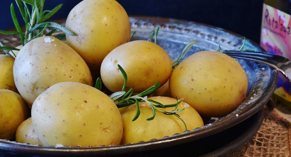 Ziemniaki w mundurkach