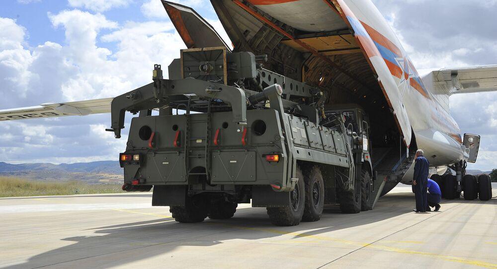 Systemy rakietowe S-400