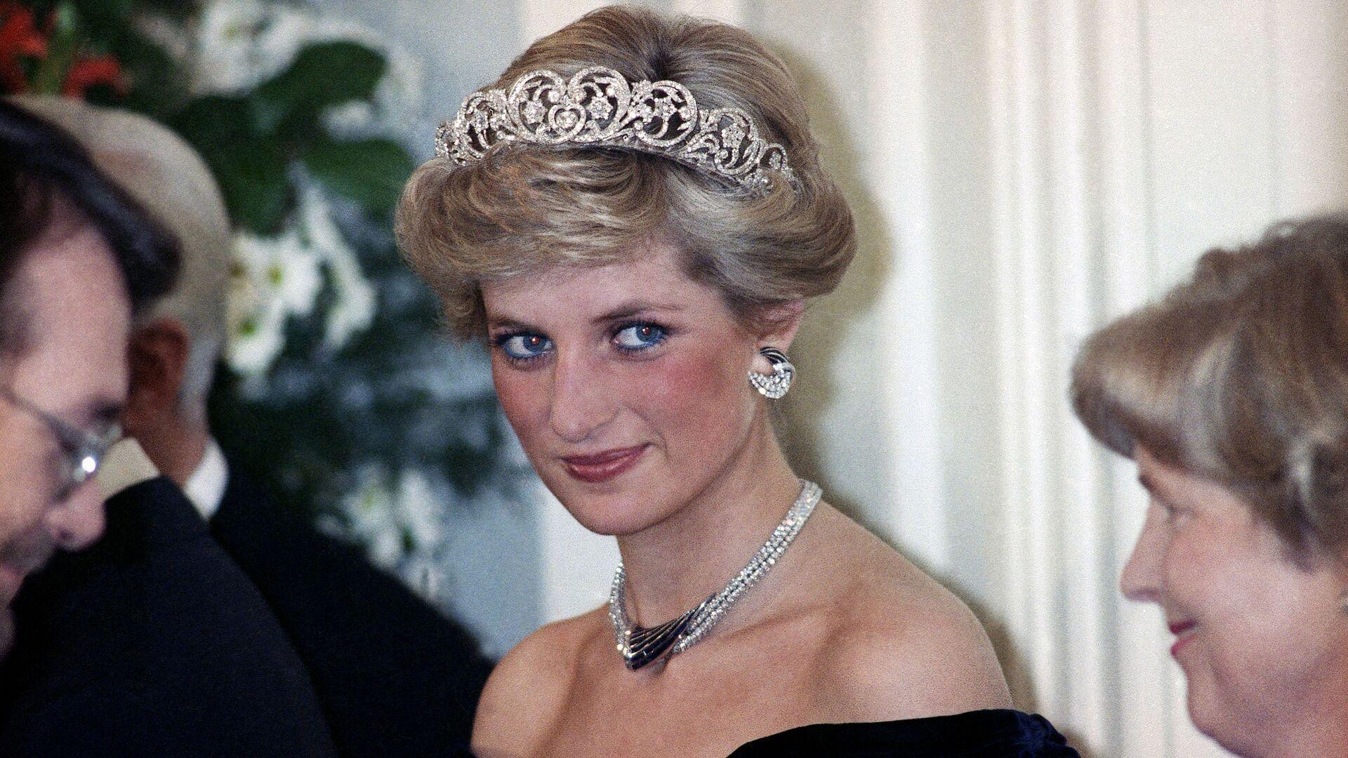 Księżna Diana - Sputnik Polska, 1920, 01.07.2021