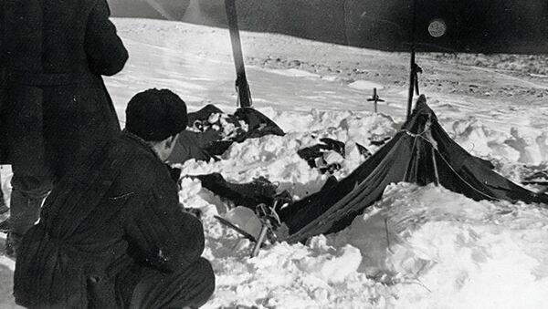 Przyczyną śmierci turystów na Przełęczy Diatłowa na Uralu Północnym w 1959 r. była lawina śnieżna. - Sputnik Polska